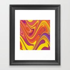 Tropical Candy Framed Art Print