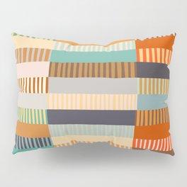 Fall Grandmother's Quilt Pillow Sham