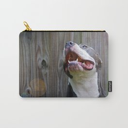 Pit-iful Smile Carry-All Pouch