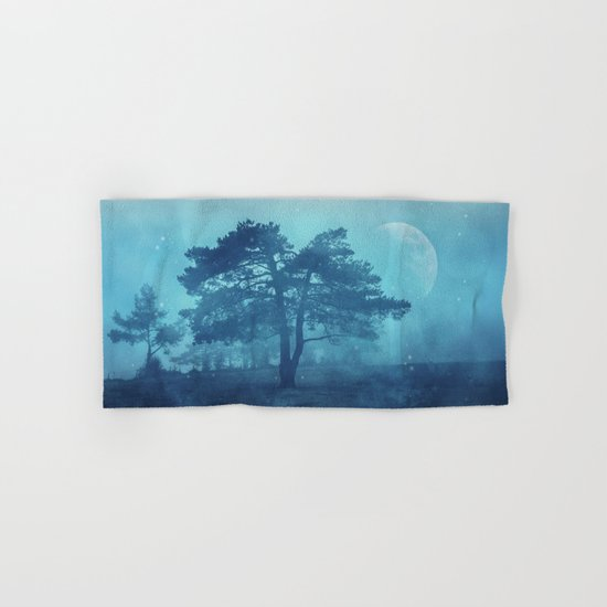 Mystic tree Hand & Bath Towel