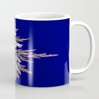cross Mugs featuring Cross by Brian Raggatt