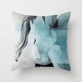Stress ... Throw Pillow