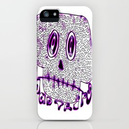 Bad Trips iPhone Case