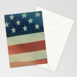 Stars & Stripes Stationery Cards