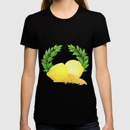 When Life Gives You Lemons, You Paint That **** Gold T-shirt