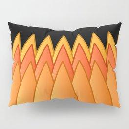 Pumpkin Crown Pillow Sham