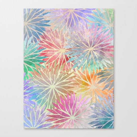 Summer Pattern #3 Canvas Print