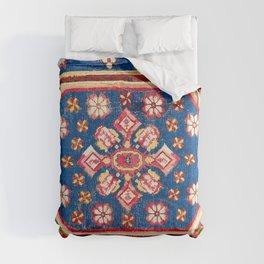 Cuenca Spanish 18th Century Rug Print Comforters