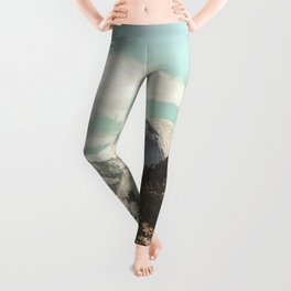 Half Dome Peek Leggings