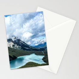 Peyto Lake Stationery Cards