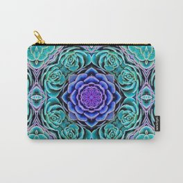 Echeveria Bliss Carry-All Pouch