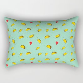 Taco Tuesday Rectangular Pillow
