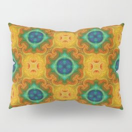 Tryptile 39 (Repeating 1) Pillow Sham