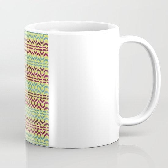 AZTEC Pattern 1-2 Mug