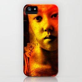 Even in Dreams iPhone Case
