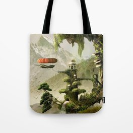 Giant Willow Fantasy Tote Bag