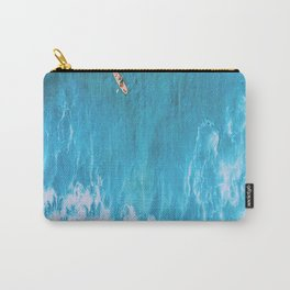 Surfing Love Carry-All Pouch