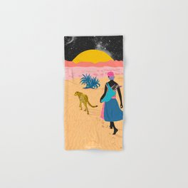 Desert_ Hand & Bath Towel