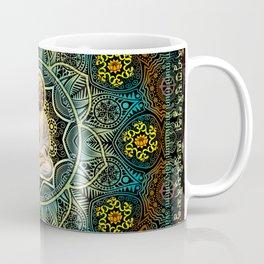 Shakyamuni Buddha - Enlightenment, Peace and Happiness Coffee Mug