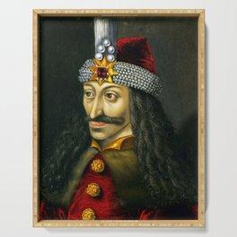 Vlad the Impaler Serving Tray