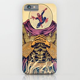 Mysterio iPhone Case