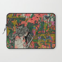 I Love You to Death Laptop Sleeve