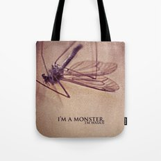 I'm.a.Monster. Tote Bag