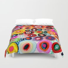 tourbillons Duvet Cover