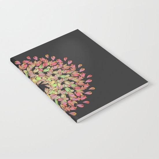 Autumn Mandala Notebook