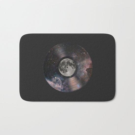 L.P. (Lunar Phonograph) Bath Mat