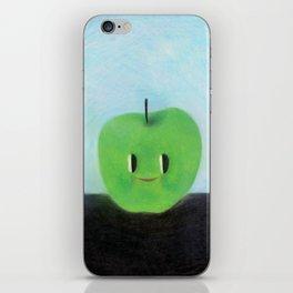 Happy Happy Granny Smith iPhone Skin