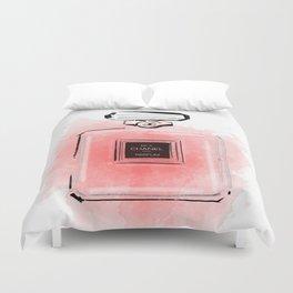 Red perfume #2 Duvet Cover