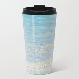 Waikiki Shore // Vertical Travel Mug