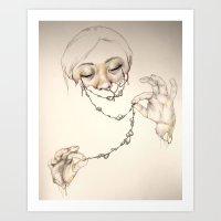 Recollect Art Print