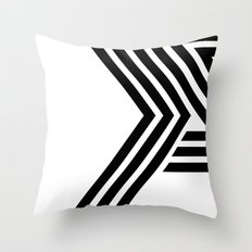 Hello IV Throw Pillow