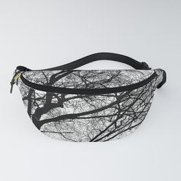 Tree Silhouette Series 1 Fanny Pack