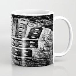Erased Cave Stencil  Coffee Mug