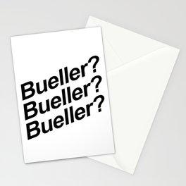 Bueller? Stationery Cards