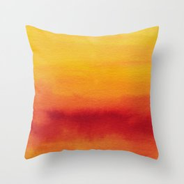 Abstract No. 185 Throw Pillow