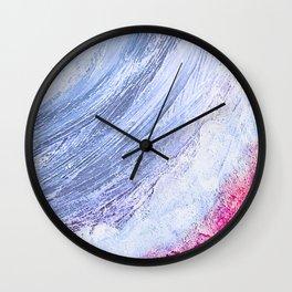 Tidal Rush REMIX Wall Clock