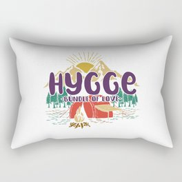 Hygge - Bundle of Love Rectangular Pillow