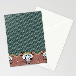 ss16 /// Handmade Arabesque II Stationery Cards