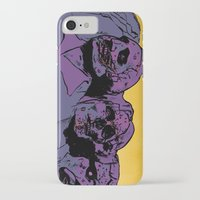 rush iPhone & iPod Cases featuring Rush by dvhstudios