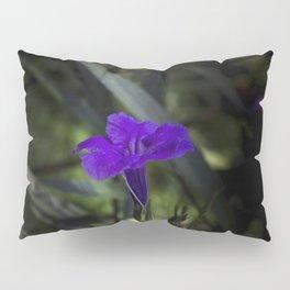 Violet flowers Pillow Sham