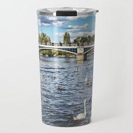 Windsor Town Bridge Travel Mug