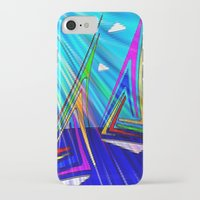 sail iPhone & iPod Cases featuring SAIL. by capricorn