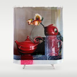 40 Years Old And You'd Know It's A MMay Shower Curtain