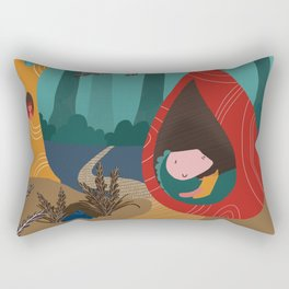 Snuggle  Rectangular Pillow