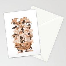 Spaghetti Western Stationery Cards