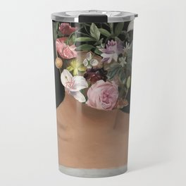 Thoughts In Bloom Travel Mug